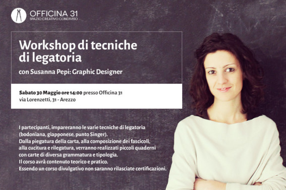 workshop legatoria susanna