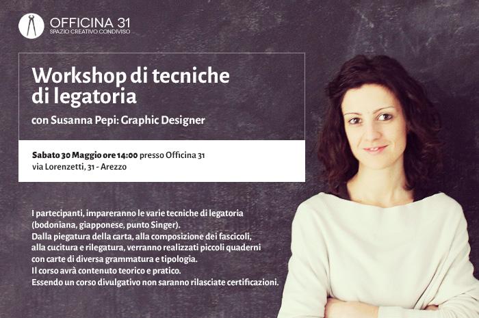 workshop legatoria susanna