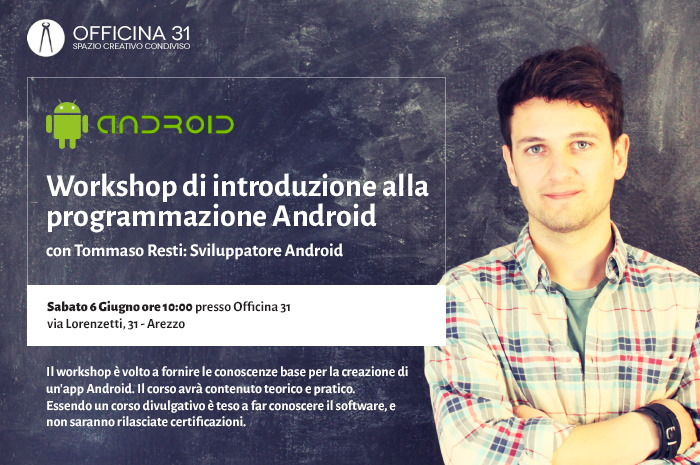 workshop programmazione Android