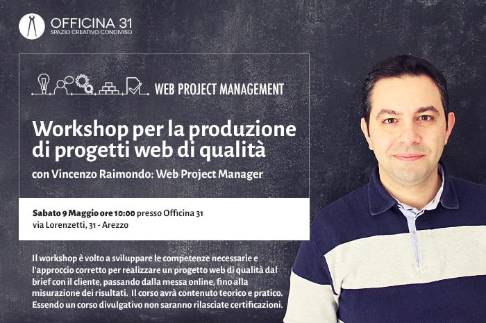 workshop web project management