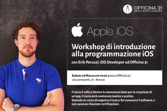 workshop programmazione iOS
