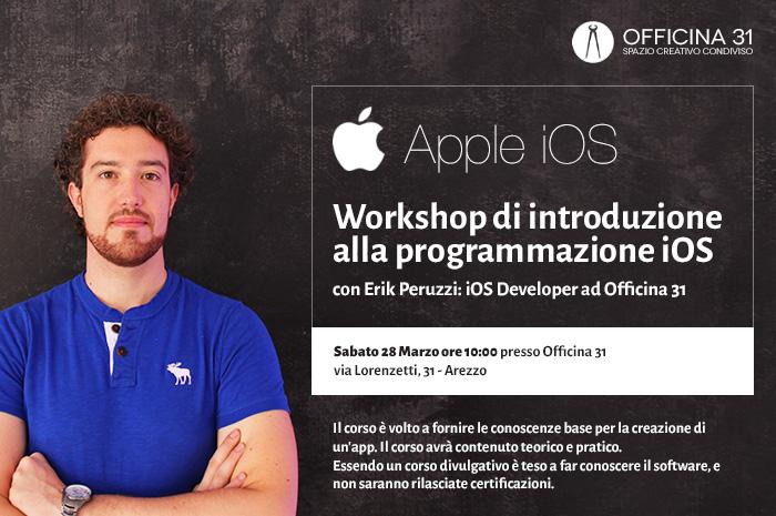 workshop programmazione iOS