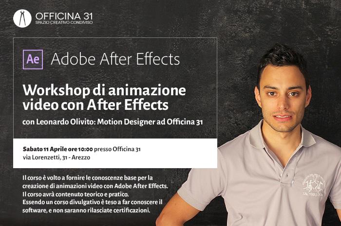 workshop After effects