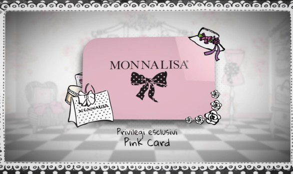 Motion Graphic Monnalisa Gift Card