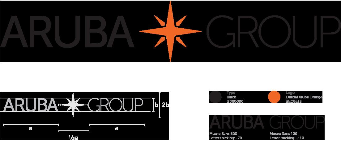 Logo Aruba Group progettazione